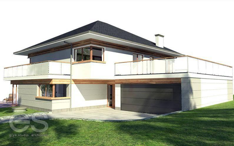 Dom jednorodzinny – Bielsko-Biała