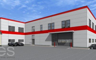 Budowa budynku produkcyjnego z częścią biurową Bielsko-Biała