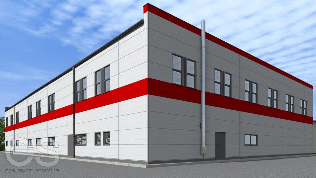 Budynek produkcyjny Astar Bielsko-Biała