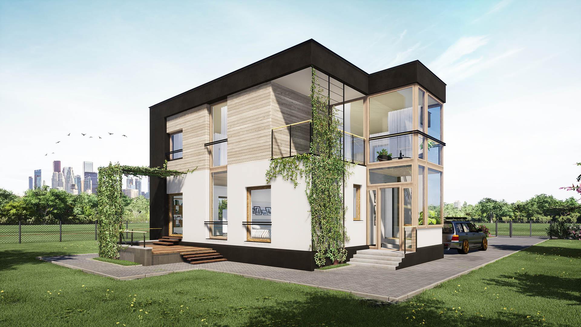 przebudowa domu jednorodzinnego Brynów Katowice