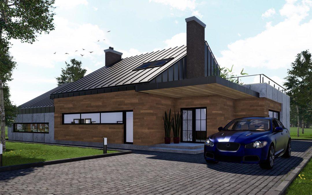 Przebudowa dom Ropa