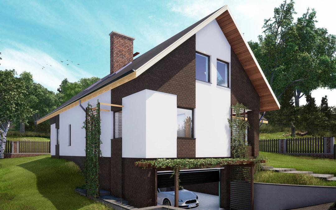 Dom jednorodzinny Bielsko-Biała