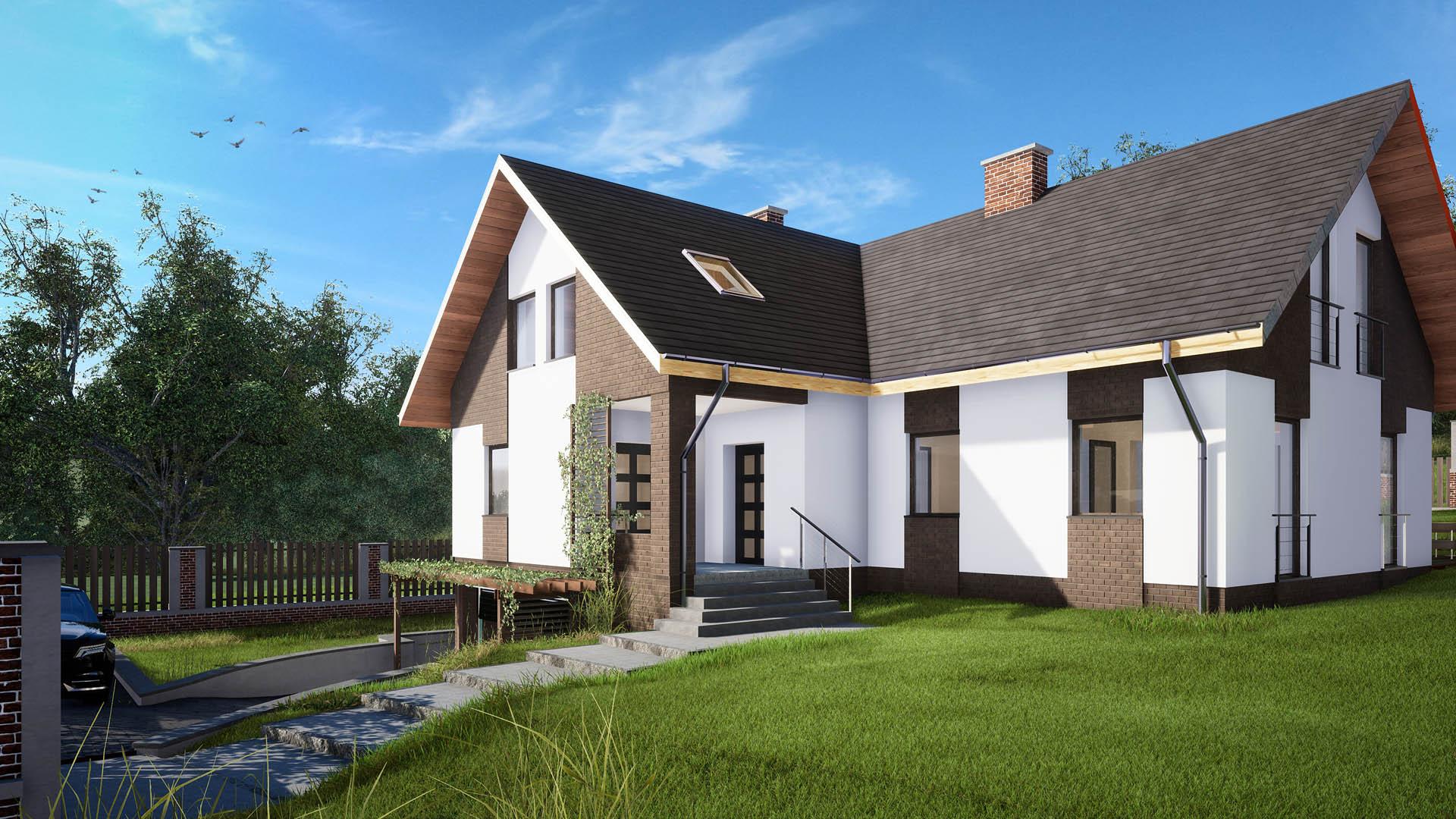 dom jednorodzinny bielsko biała