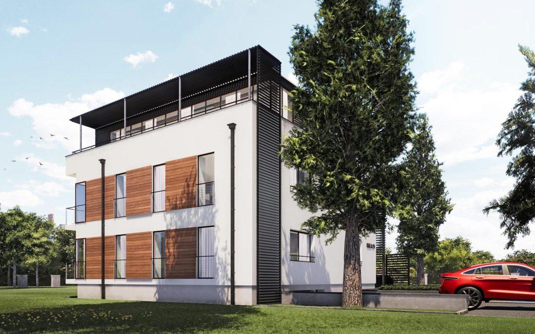 Przebudowa domu Mikołów