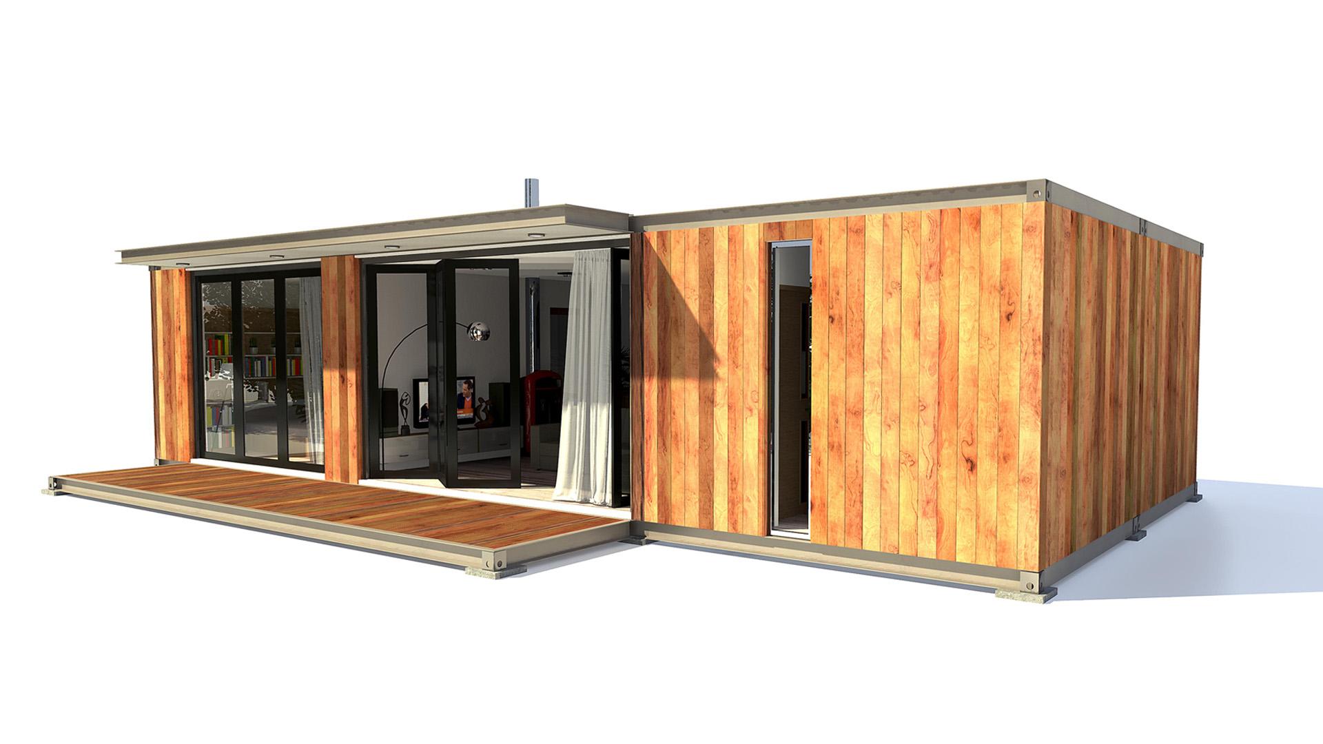 dom modułowy 01