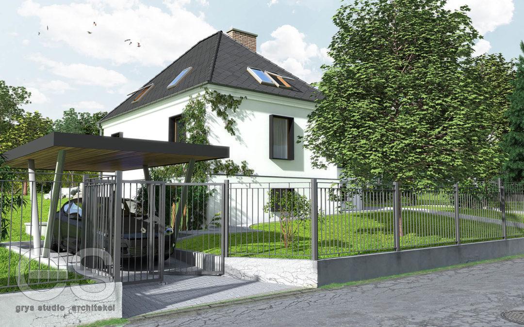 Remont – przebudowa domu Bielsko-Biała