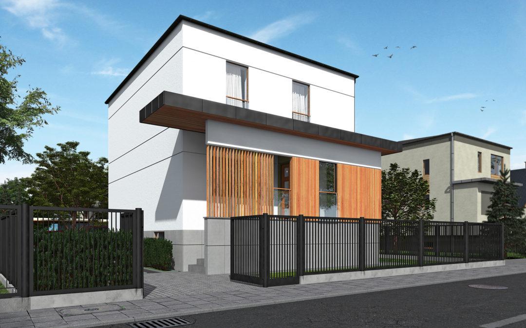 Przebudowa domu Bielsko-Biała
