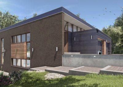 Dom jednorodzinny – Nowy Sącz