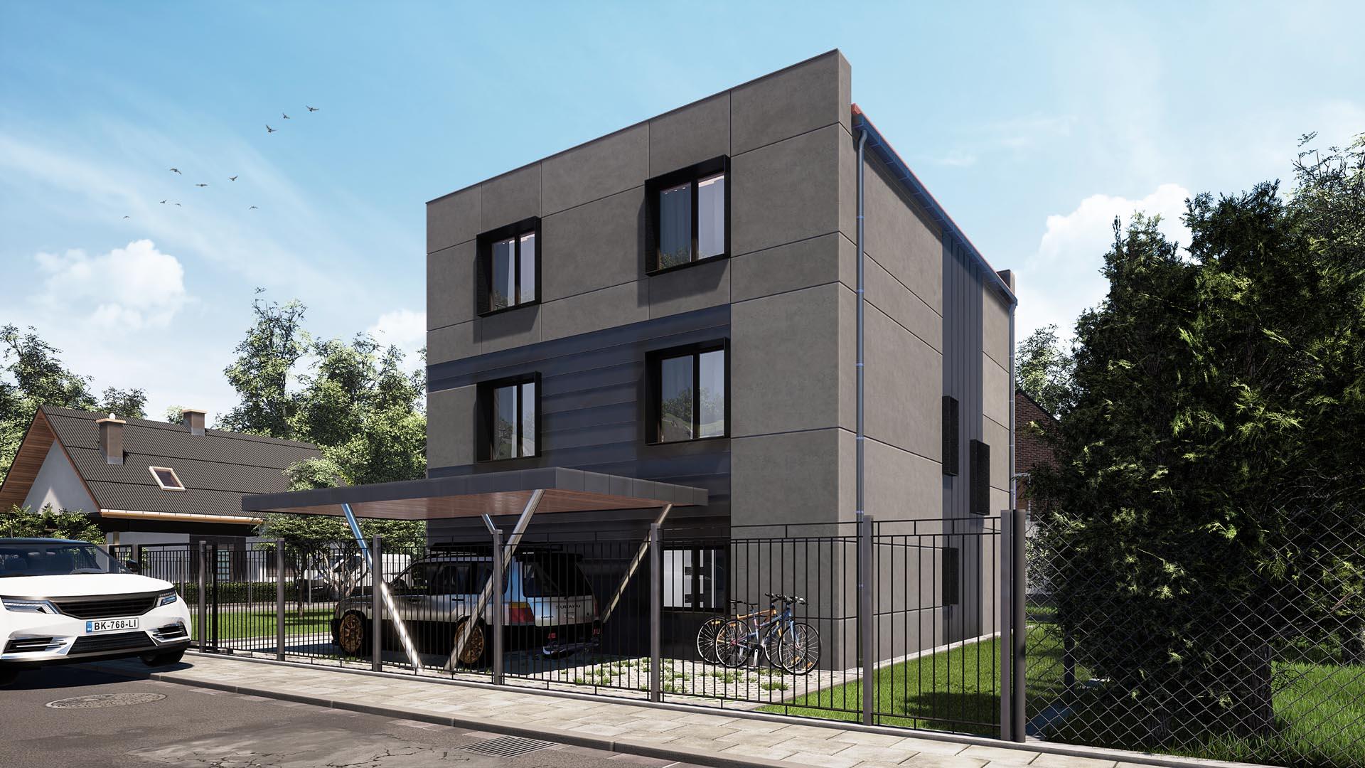 przebudowa re modeling budynku jednorodzinnego bielsko-biała 01