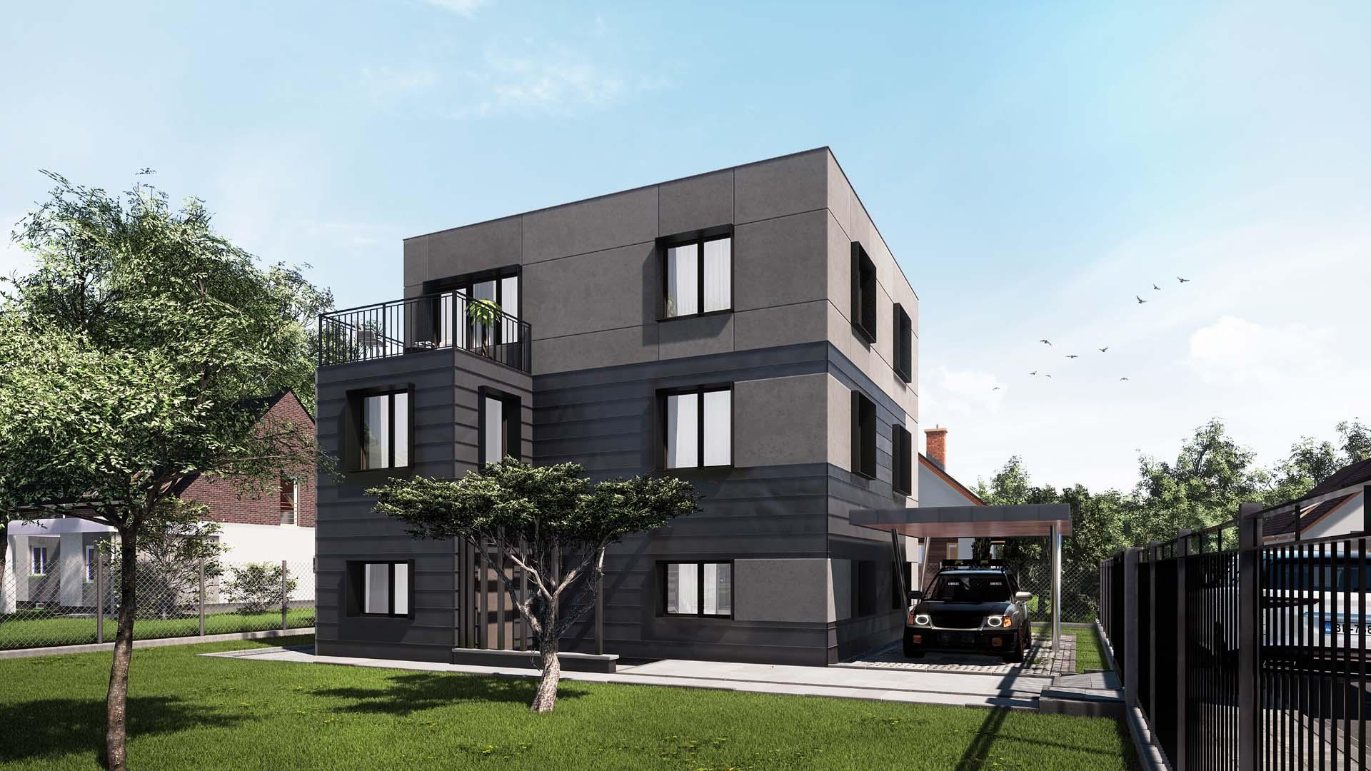 przebudowa re modeling budynku jednorodzinnego bielsko-biała 02