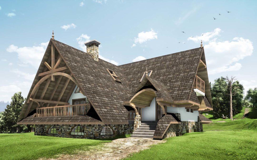 Dom jednorodzinny – Czarna Góra