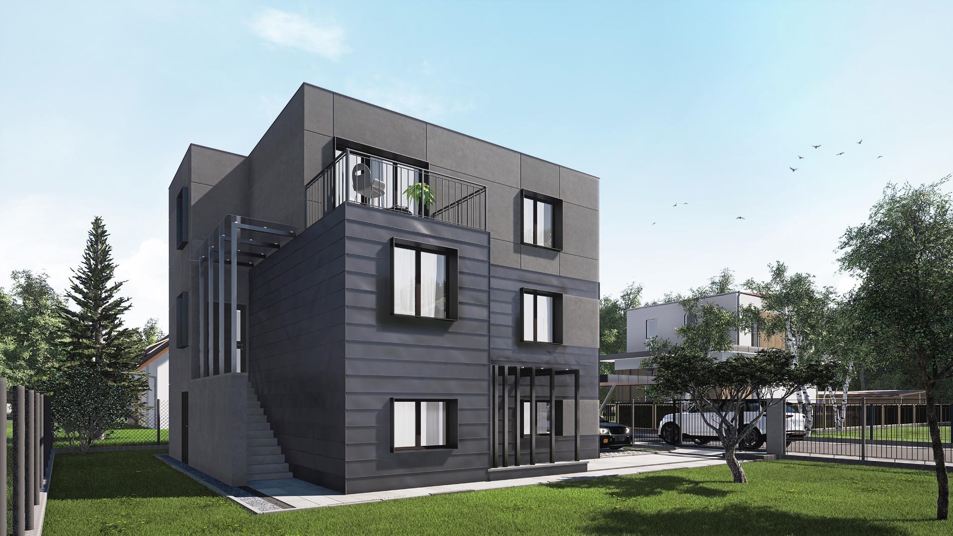 przebudowa re modeling budynku jednorodzinnego bielsko-biała 03