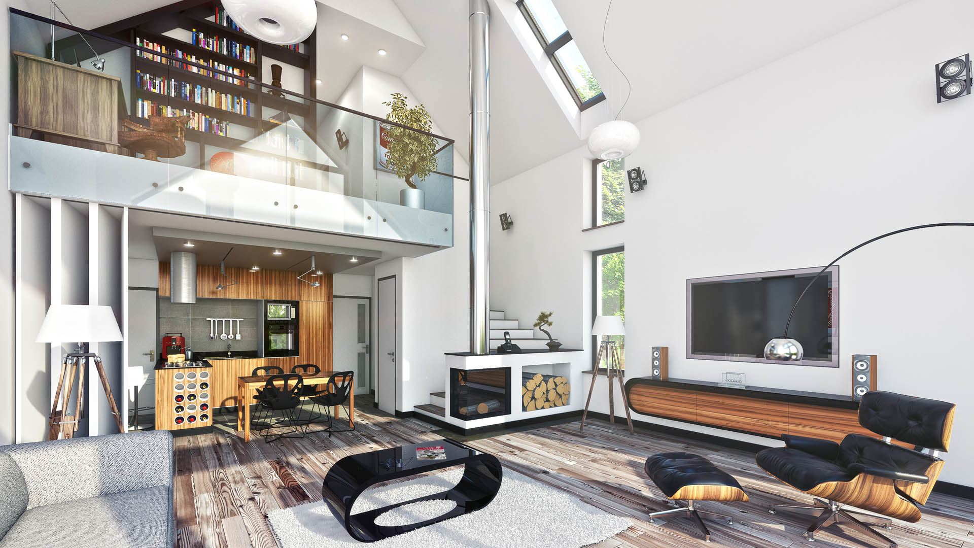 MYHome GRYS-STUDIO interior