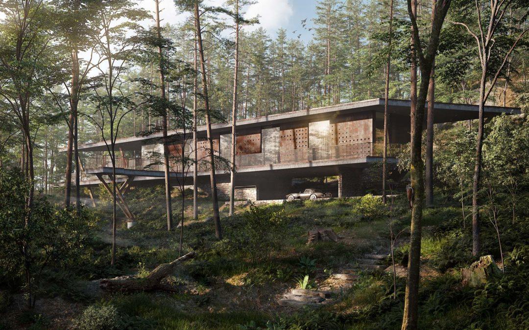 The ARK House